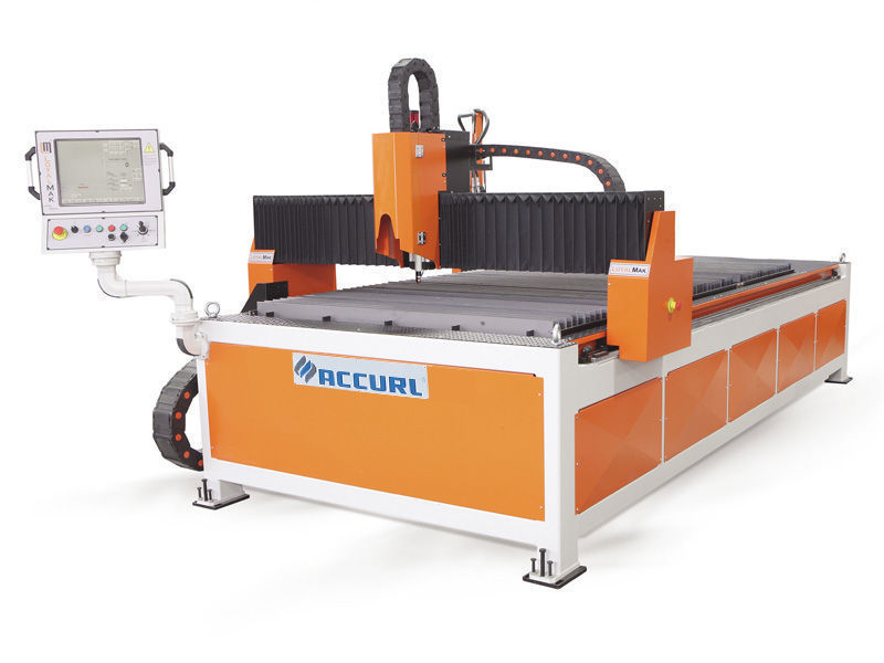 გაზის წყარო CNC პლაზმური ჭრის მანქანა